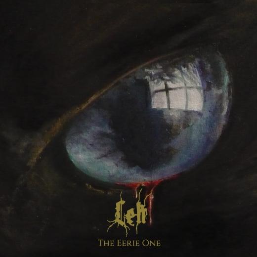 LĘK - The Eerie One DigiCD