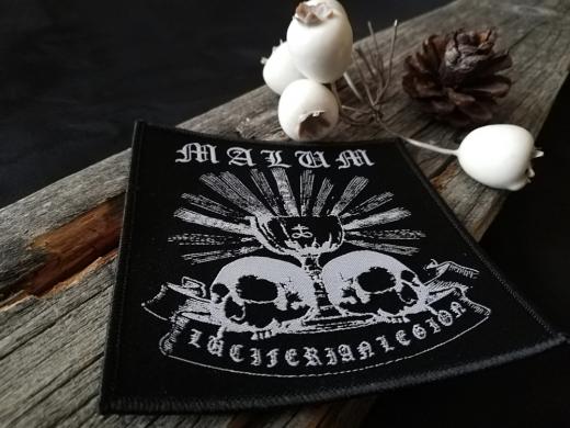 Malum - Luciferian Legion Patch
