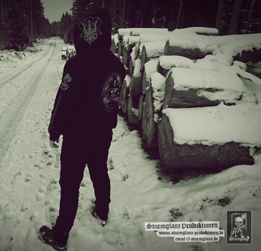 Acherontas - Amarta Zipper Size XXL