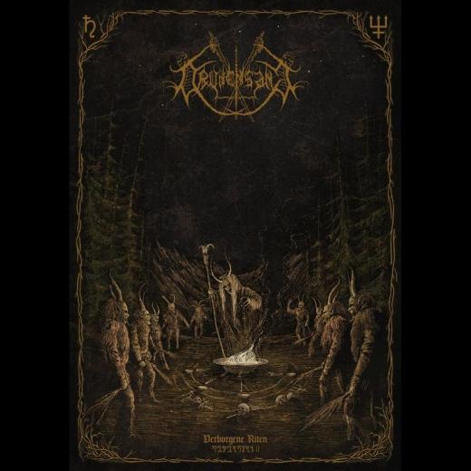 Drudensang - Verborgene Riten Doppel Gatefold Vinyl