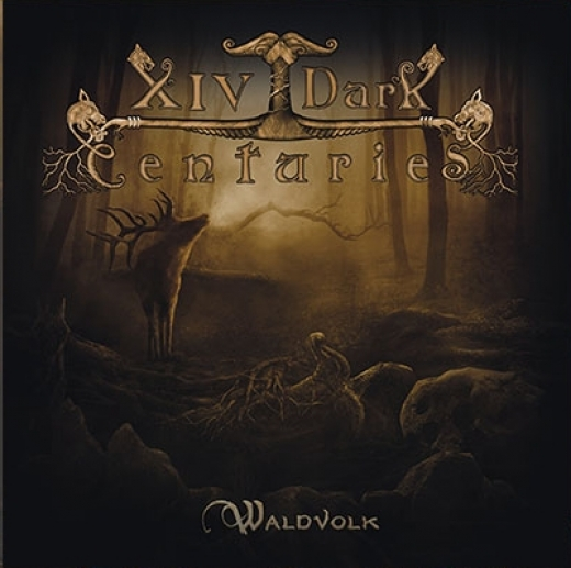 XIV Dark Centuries - Waldvolk DigiCD