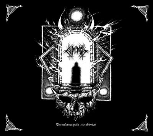 Halphas - The Infernal Path Into Oblivion Vinyl
