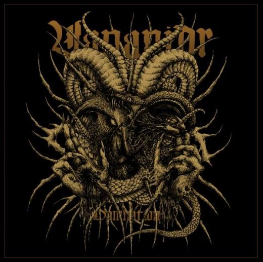 Vananidr - Damnation black Vinyl