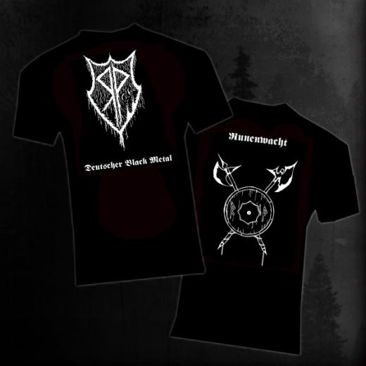 RUNENWACHT - Deutscher Black Metal Size M
