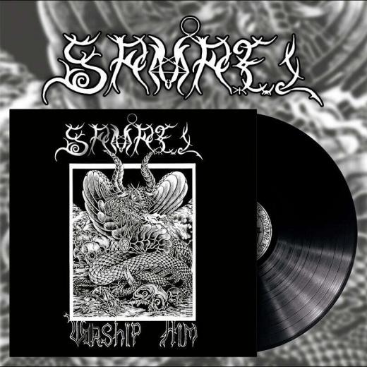 SAMAEL - Worship Him Black Vinyl
