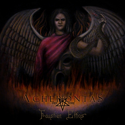 Acherontas - Faustian Ethos DIGICD