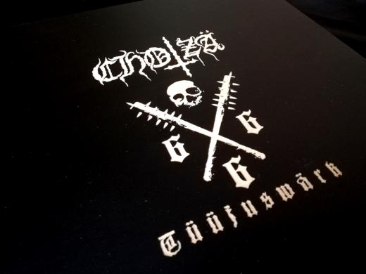 CHOTZÄ - Tüüfuswärk limitierte Vinyl Holzbox