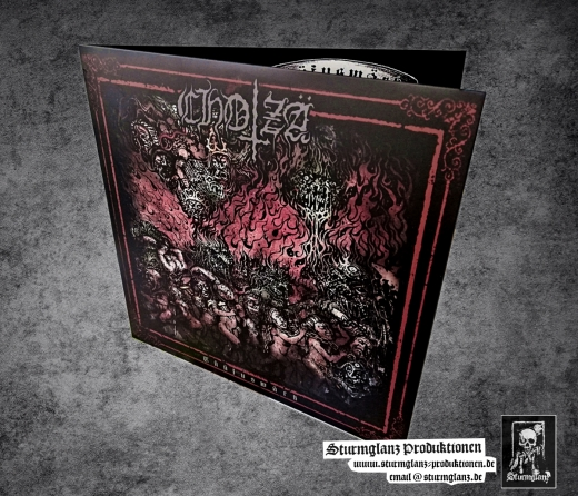CHOTZÄ - Tüüfuswärk Doppel Gatefold Vinyl CLEAR