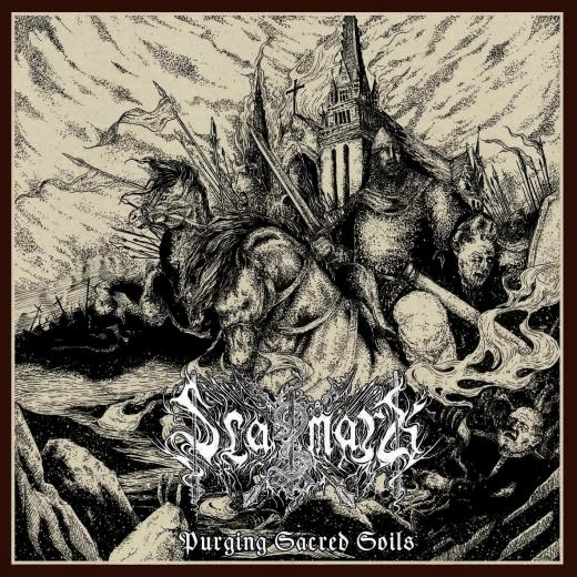 Slagmark - Purging Sacred Soils Vinyl black wax