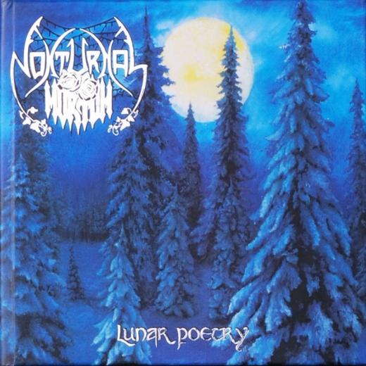 Nokturnal Mortum - Lunar Poetry DigiBook