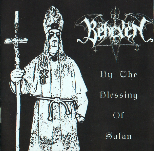 Behexen - By The Blessing Of Satan DIGICD