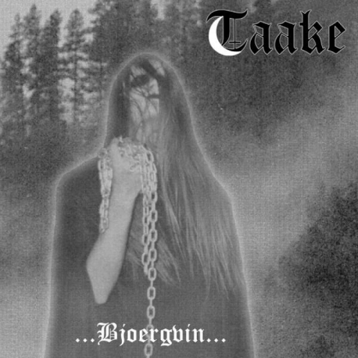 Taake - Bjoergvin... CD