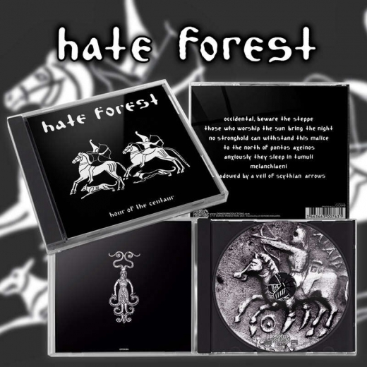Hate Forest - Hour Of The Centaur DigiCD