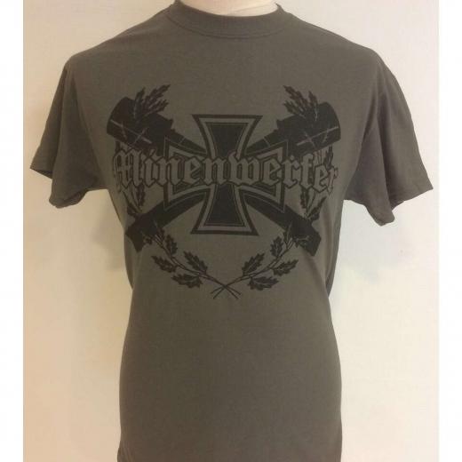 Minenwerfer - Logo T-Shirt XL