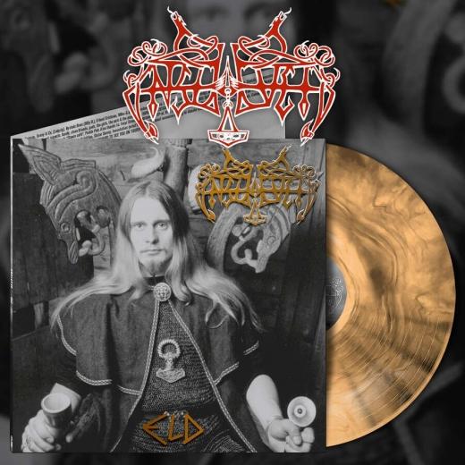 Enslaved - Eld Marble Double Gatefold Vinyl