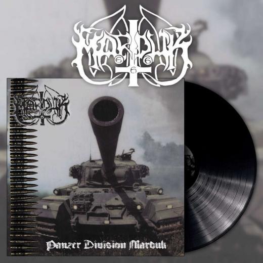 Marduk - Panzer Division Marduk 2020 black Vinyl