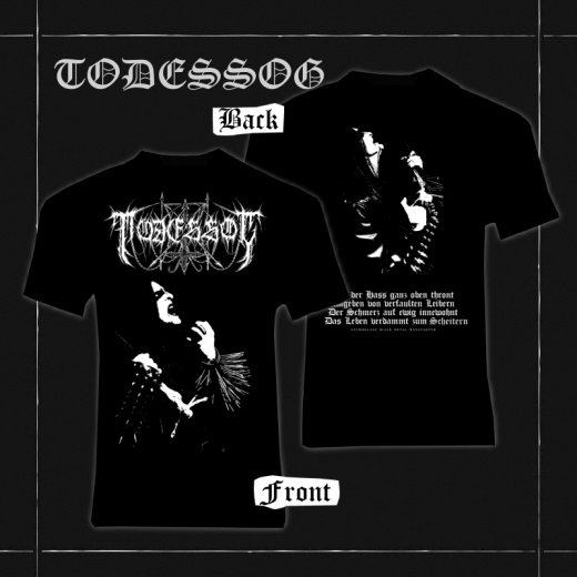 TODESSOG - In Eternal Darkness T-Shirt Size L