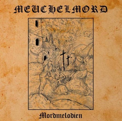 Meuchelmord - Mordmelodien CD