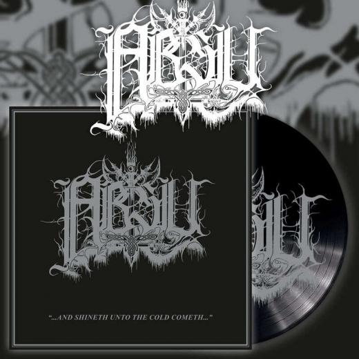 ABSU ...And Shineth Unto The Cold Cometh...Black Vinyl