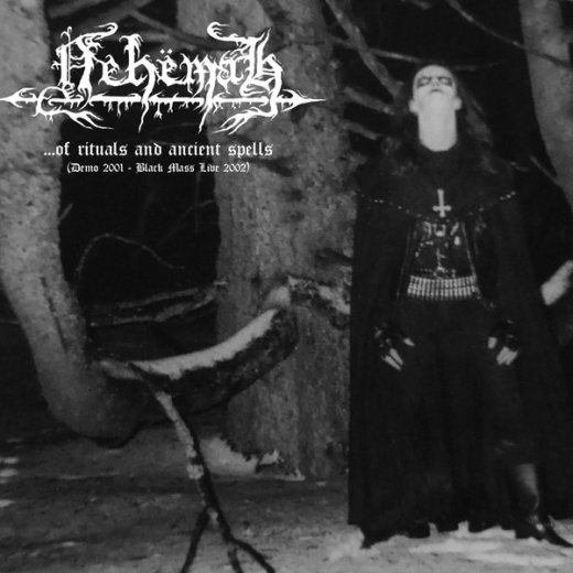 Nehëmah - ...Of Rituals And Ancient Spells DigiCD
