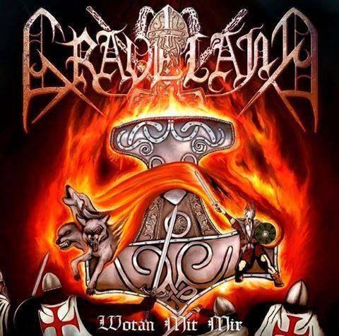 Graveland - Wotan mit mir MCD + BONUS CD