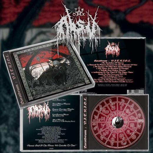 Absu - Barathrum : V.I.T.R.I.O.L. 2020 CD