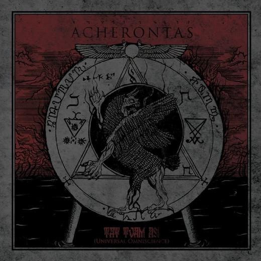 Acherontas - Tat tvam asi - universal omniscience CD