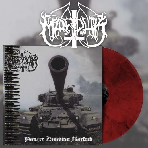 Marduk - Panzer Division Marduk 2020 red Vinyl