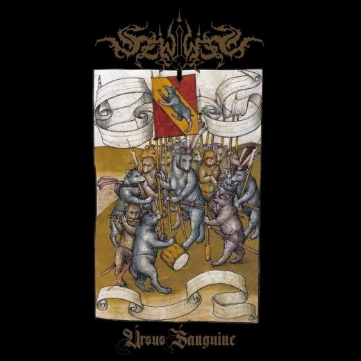Szivilizs - Ursus sanguine Vinyl