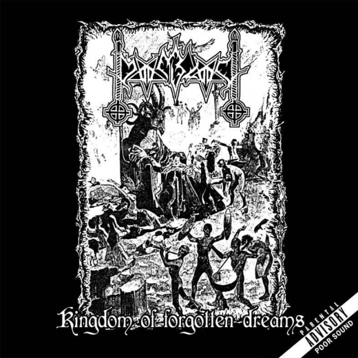 Moonblood - Kingdom of Forgotten Dreams CD