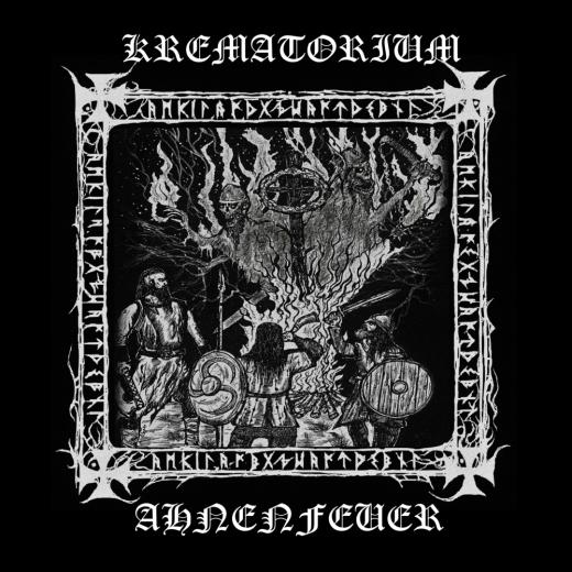 Krematorium - Ahnenfeuer MCD