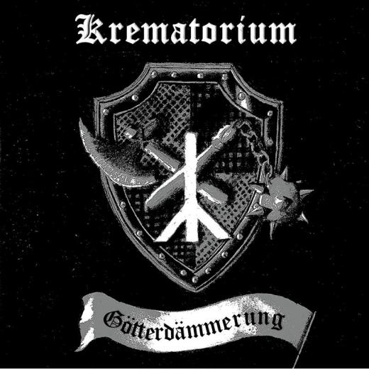 Krematorium - Götterdämmerung CD