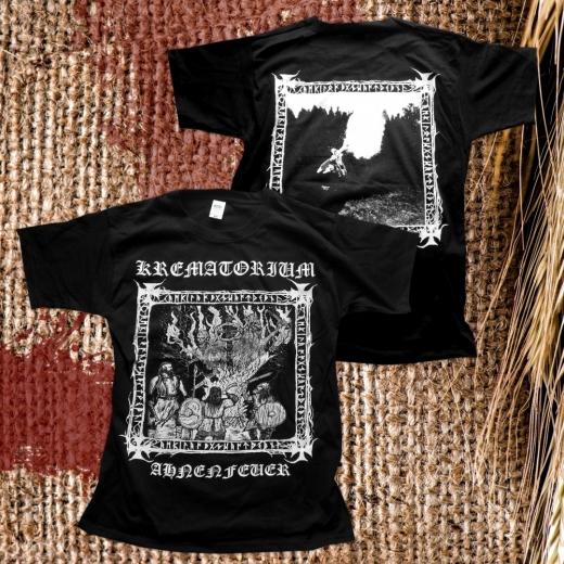 Krematorium - Ahnenfeuer T-Shirt Size M