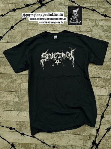 Stutthof - Krieg und Boden T-Shirt Size L