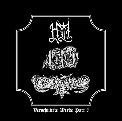 Hati / Alptraum / Grabschänder - Verschüttete Werke I CD