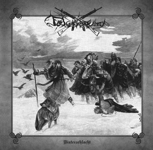 Totenburg - Winterschlacht Vinyl