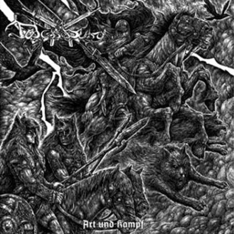 Totenburg - Art und Kampf Vinyl