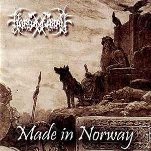 Hordagaard - Made In Norway MCD