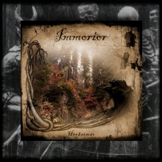 Immorior - Herbstmär CD