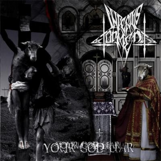 Inferius Torment -Your God Liar CD