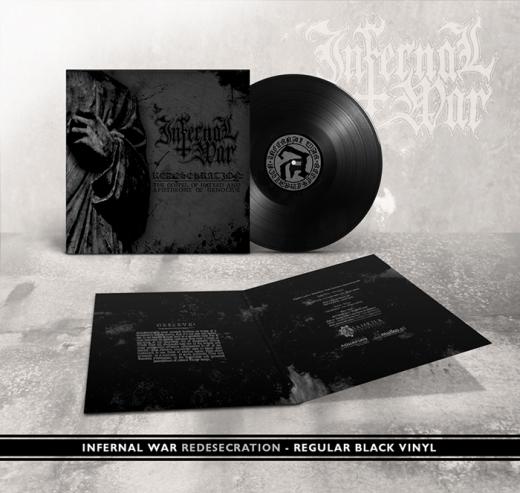 Infernal War - Redesekration Vinyl