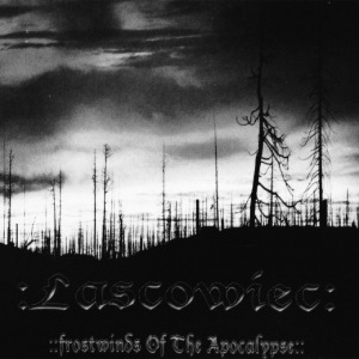 Lascowiec - Frostwinds of the Apocalypse CD