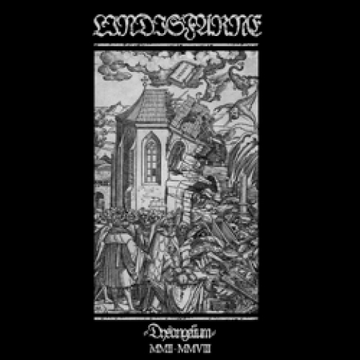 Lindisfarne - Dysangelium EP DigiBook