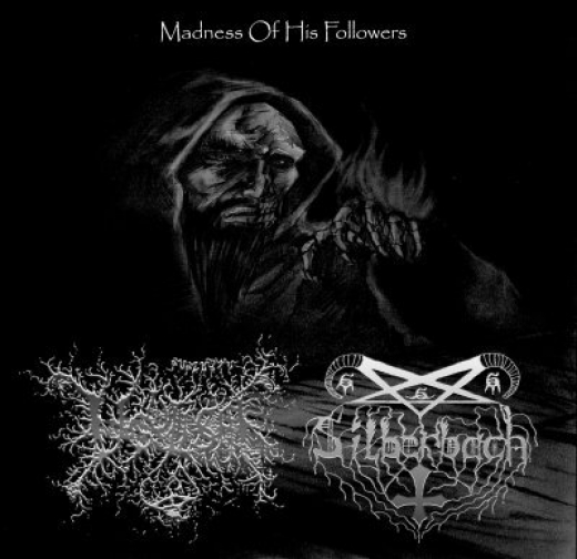Silberbach/Ugulishi-Madness Of His Followers Vinyl 10