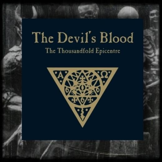 The Devils Blood - The Thousandfold Epicentre gatefold Doppel Vinyl
