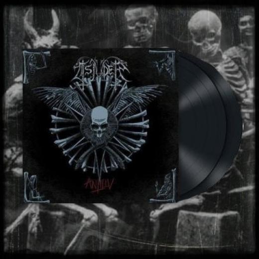 Tsjuder - Antiliv Doppel Vinyl