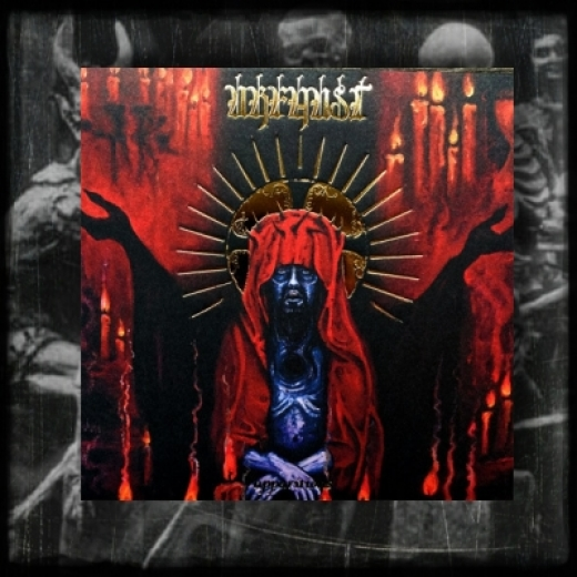 Urfaust - Apparitions red Vinyl