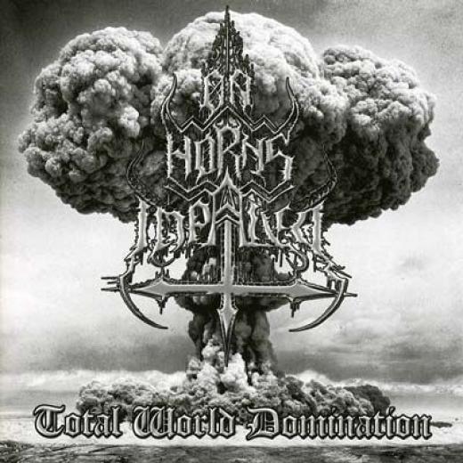 On horns Impaled - Total World Domination