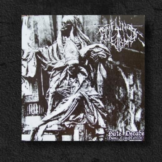 Profundis Tenebrarum - Hate Decade CD