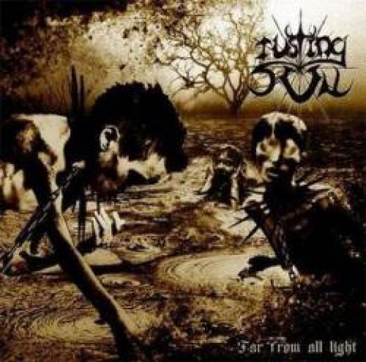 Rusting Sun - Far from all light CD
